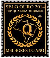 Selo Ouro 2014